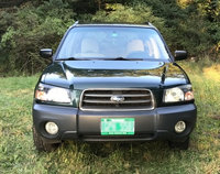 Picture of 2004 Subaru Forester X, exterior, gallery_worthy
