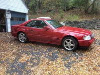 Picture of 1995 Mercedes-Benz SL-Class SL 320, exterior, gallery_worthy