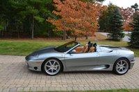 Picture of 2002 Ferrari 360 Spider Spider Convertible, exterior, gallery_worthy