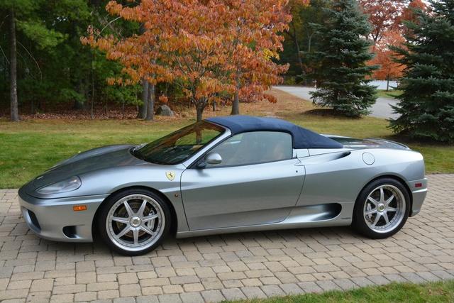 Picture of 2002 Ferrari 360 Spider Spider Convertible