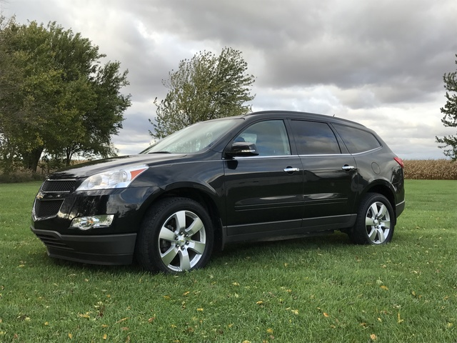 Picture of 2012 Chevrolet Traverse 1LT AWD
