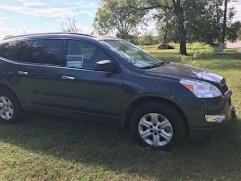 Picture of 2011 Chevrolet Traverse LS
