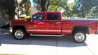 Picture of 2015 GMC Sierra 2500HD SLT Crew Cab SB 4WD, exterior, gallery_worthy