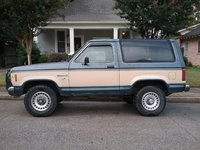 Picture of 1986 Ford Bronco II XLT 4WD, exterior, gallery_worthy