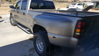 Picture of 2001 GMC Sierra 3500 SLE Crew Cab 2WD, exterior, gallery_worthy