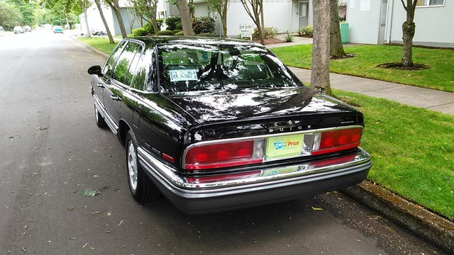 Picture of 1993 Buick Park Avenue Ultra FWD