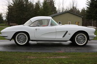 Picture of 1962 Chevrolet Corvette 2 Dr STD Coupe, exterior, gallery_worthy