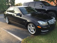 Picture of 2012 Mercedes-Benz C-Class C 250 Sport, exterior, gallery_worthy