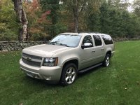 Picture of 2011 Chevrolet Suburban LTZ 1500 4WD, exterior, gallery_worthy
