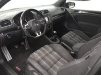Picture of 2011 Volkswagen GTI 2.0T w/ Sunroof and Nav 2dr, interior, gallery_worthy