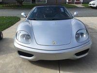 Picture of 2001 Ferrari 360 Spider Spider Convertible, exterior, gallery_worthy