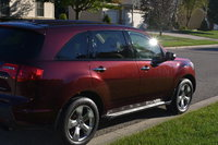 Picture of 2007 Acura MDX SH-AWD with Sport and Entertainment Package, exterior, gallery_worthy
