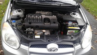 Picture of 2009 Hyundai Accent GS 2-Door Hatchback FWD, engine, gallery_worthy