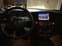Picture of 2015 Nissan Pathfinder Platinum, interior, gallery_worthy