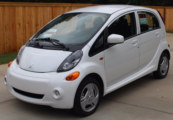 Picture of 2012 Mitsubishi i-MiEV SE, exterior, gallery_worthy
