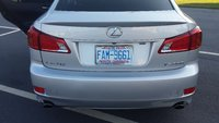 Picture of 2010 Lexus IS 350 Base, exterior, gallery_worthy