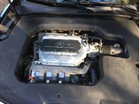 Picture of 2010 Acura TL FWD with Technology Package, engine, gallery_worthy