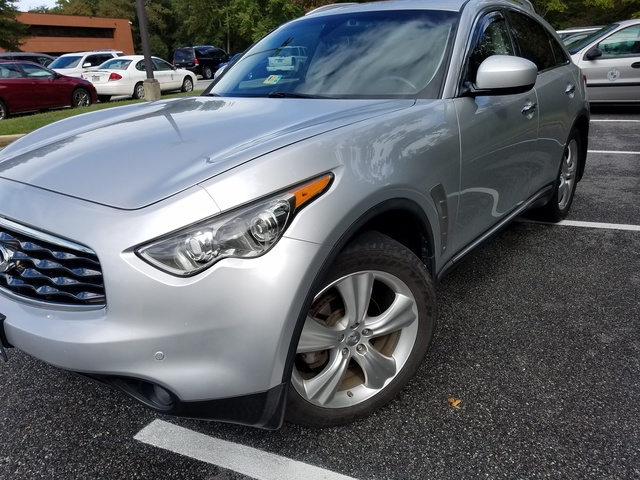 Picture of 2010 INFINITI FX35 AWD