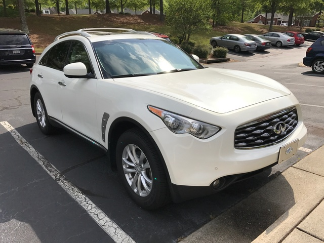 Picture of 2011 INFINITI FX35 AWD, exterior, gallery_worthy