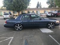 Picture of 1998 Ford Crown Victoria 4 Dr STD Sedan, exterior, gallery_worthy