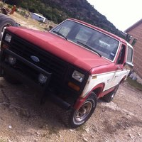 Picture of 1982 Ford Bronco STD 4WD, exterior, gallery_worthy