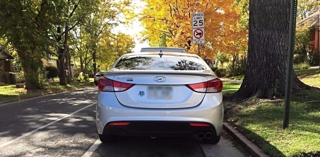 Picture of 2013 Hyundai Elantra Coupe GS
