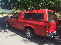 Picture of 1996 Dodge Dakota 2 Dr STD Standard Cab SB, exterior, gallery_worthy