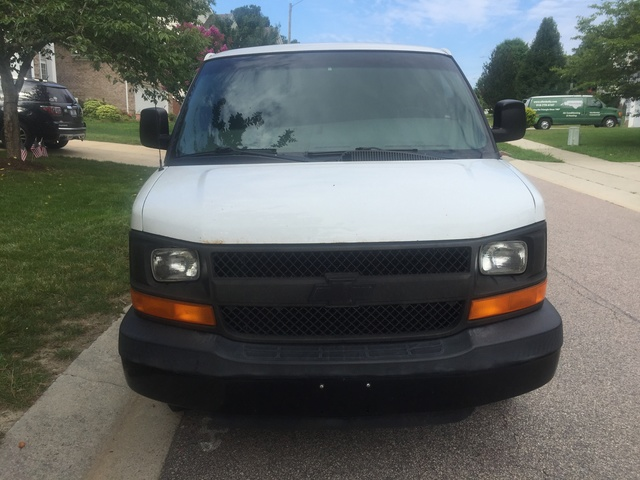 Picture of 2006 Chevrolet Express Cargo 2500 Extended RWD