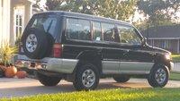 Picture of 1995 Mitsubishi Montero LS 4WD, exterior, gallery_worthy