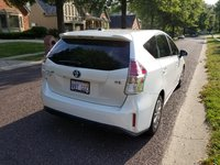 Picture of 2016 Toyota Prius v Four FWD, exterior, gallery_worthy