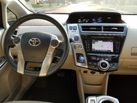 Picture of 2016 Toyota Prius v Four FWD, interior, gallery_worthy