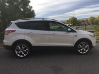 Picture of 2014 Ford Escape Titanium 4WD, exterior, gallery_worthy