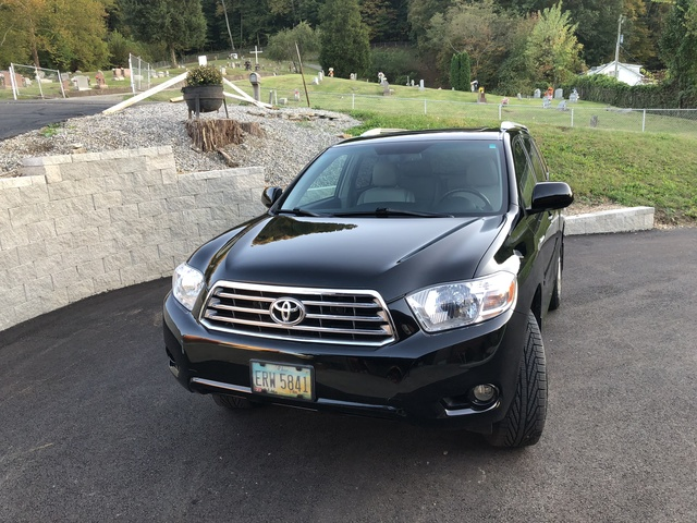 Picture of 2010 Toyota Highlander Limited 4WD