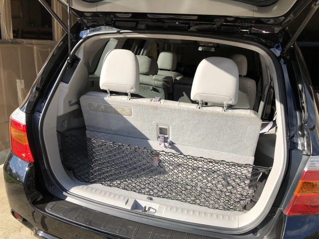 Picture of 2010 Toyota Highlander Limited 4WD, interior, gallery_worthy