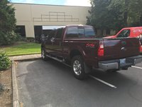 Picture of 2009 Ford F-350 Super Duty Lariat Crew Cab 4WD, exterior, gallery_worthy