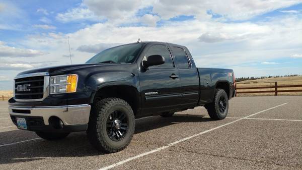 Picture of 2011 GMC Sierra 1500 SLE Ext. Cab LB 4WD