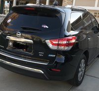 Picture of 2014 Nissan Pathfinder Hybrid SV 4X4, exterior, gallery_worthy