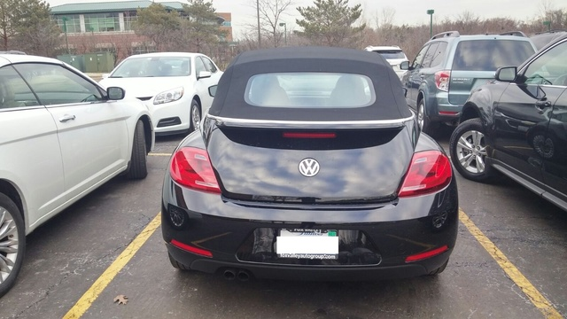 Picture of 2013 Volkswagen Beetle 2.5L Convertible