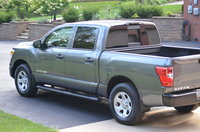 Picture of 2017 Nissan Titan S Crew Cab, exterior, gallery_worthy