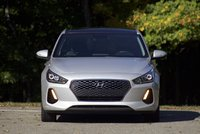 Front of the 2018 Hyundai Elantra GT, exterior, gallery_worthy