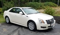 Picture of 2012 Cadillac CTS 3.0L Luxury AWD, exterior, gallery_worthy