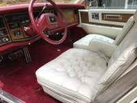Picture of 1984 Cadillac Eldorado Base Coupe, interior, gallery_worthy