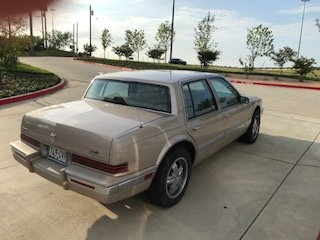 Picture of 1990 Cadillac Seville STS FWD