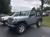 Picture of 2016 Jeep Wrangler Sport, exterior, gallery_worthy