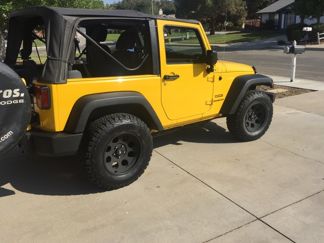 Picture of 2011 Jeep Wrangler Sport