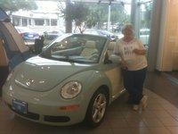 Picture of 2010 Volkswagen Beetle 2.5L Convertible, exterior, gallery_worthy