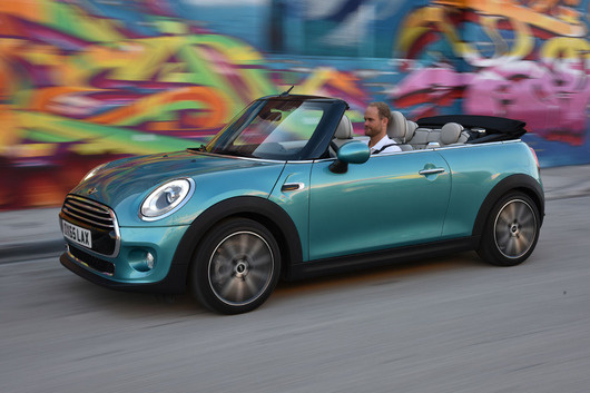 Picture of 2017 MINI Cooper Convertible