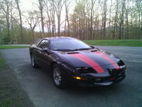 1993 Chevrolet Camaro Picture Gallery