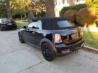 Picture of 2013 MINI Cooper S Convertible, exterior, gallery_worthy