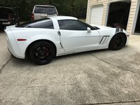 Picture of 2011 Chevrolet Corvette Grand Sport 3LT, exterior, gallery_worthy